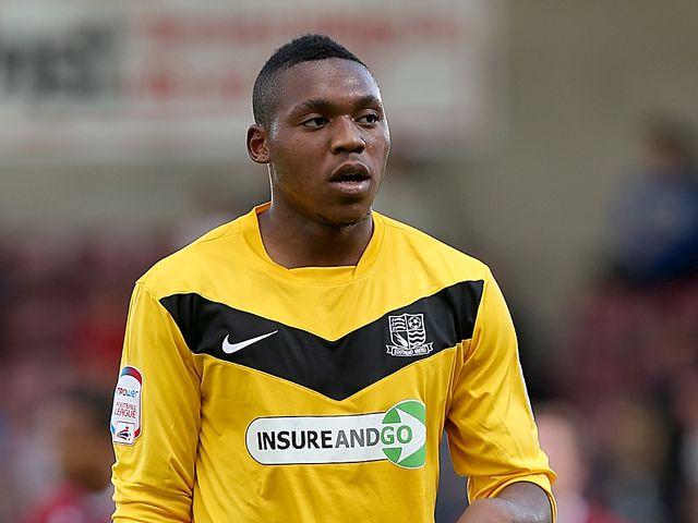 Assombalonga: Scored Southend's second