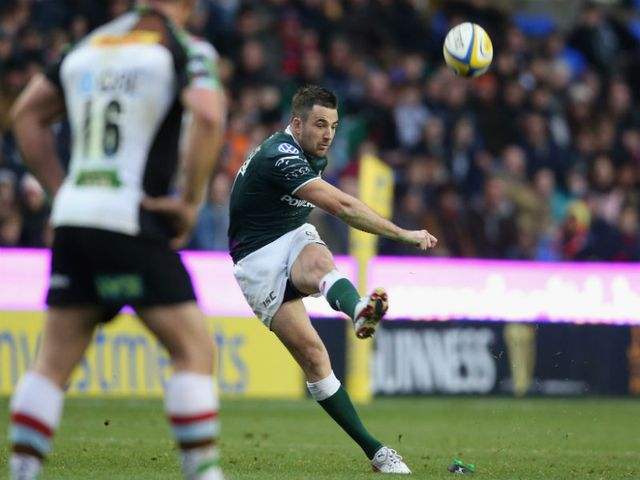 Ian Humphreys: Back to bolster London Irish against Saracens
