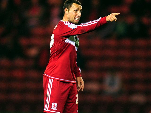 Scott McDonald: Netted a brace for Boro
