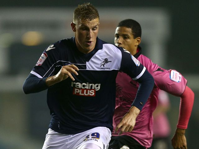 Chris Wood: At the double for Millwall