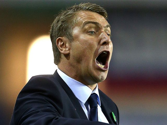 Lee Clark: 'It's a Jekyll and Hyde performance'