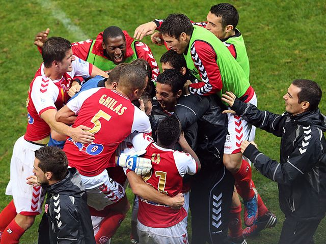 Reims are in need of a victory