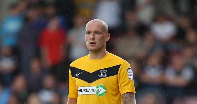Ryan Cresswell: Faces late test for Shrimpers