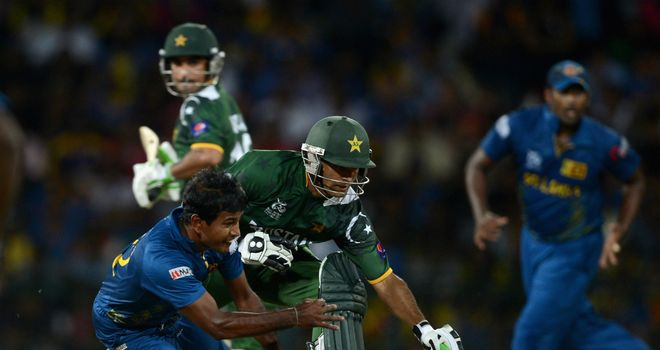 Pakistan and Sri Lanka: To renew rivalry in Birmingham