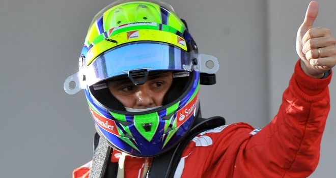Felipe Massa: Found his form at the end of the season