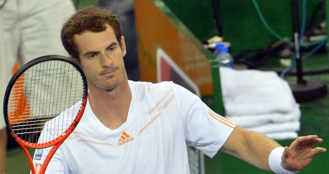 Andy Murray: Delighted with Shanghai win