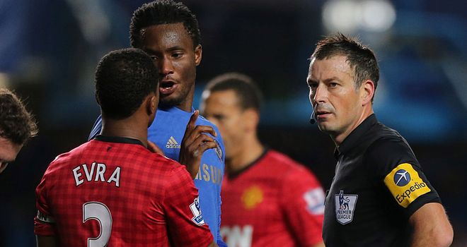 Mark Clattenburg: Metropolitan Police are no longer investigating complaint against referee
