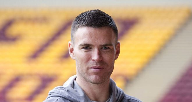 Simon Ramsden: new deal at Motherwell