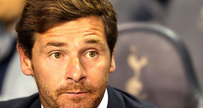 Andre Villas-Boas: Goes head-to-head with Chelsea for the first time on Saturday