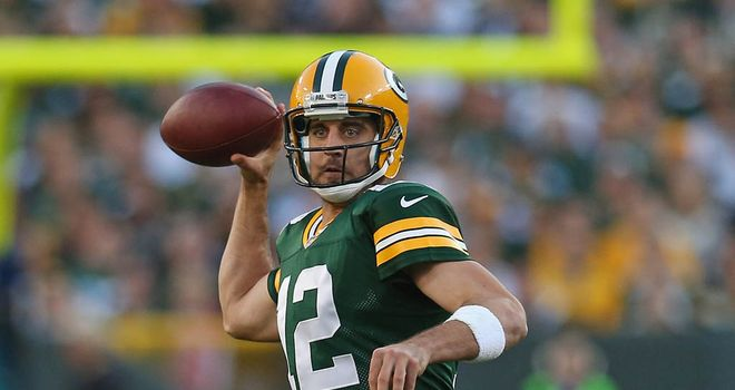 Aaron Rodgers: Believed to be the highest-paid player in NFL history