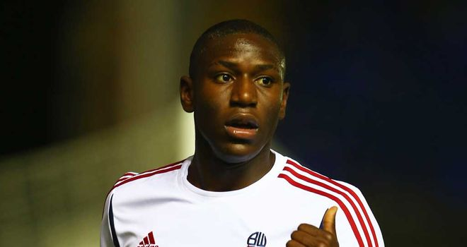 Benik Afobe: Remains focused despite Bolton's poor start
