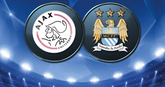 مشاهدة مباراة مانشستر سيتي أياكس Ajax-Manchester-City