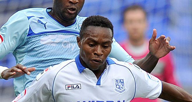 Akpro: Two-goal hero