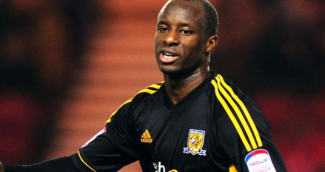 Sone Aluko: Opened the scoring for Hull