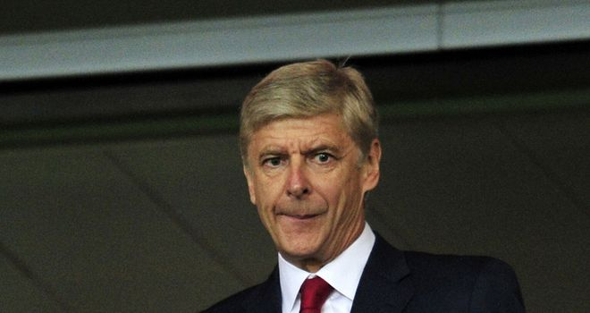 Arsene Wenger: Anticipating a big month for his Arsenal side