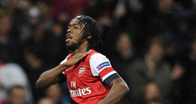 Gervinho is backing Arsenal to go all the way and win the Champions League