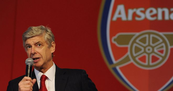 Arsene Wenger: Insists qualification for the Champions League means as much as winning a trophy
