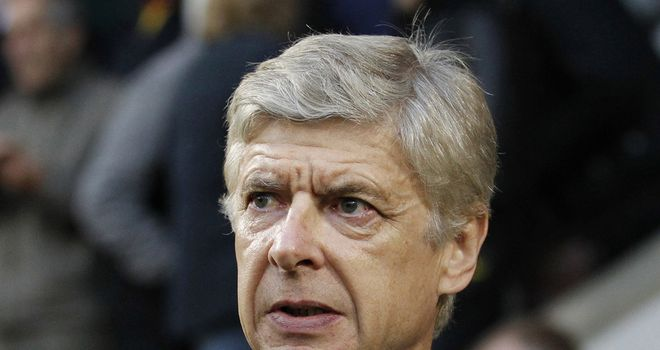 Arsene Wenger: Arsenal manager prefers to keep things private