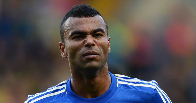 Ashley Cole: Set to be charged by FA over abusive tweet