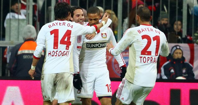 Bayer Leverkusen: Victorious at Bayern Munich