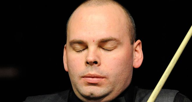 Stuart Bingham: Englishman went down 6-4 against Aditya Mehta