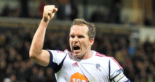 Kevin Davies: Bolton striker shocked by release