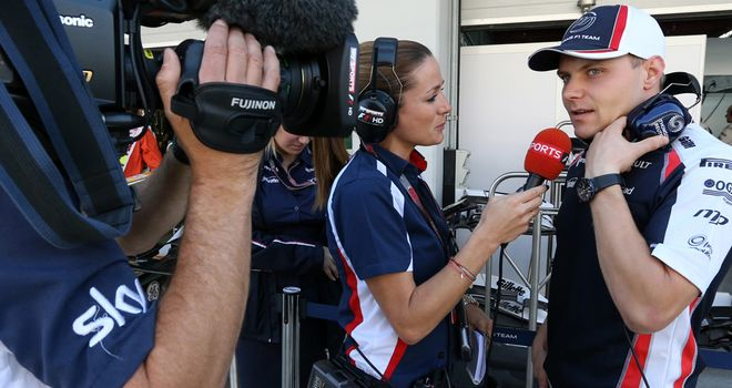 Valtteri Bottas: Gets his big break with Williams in 2013