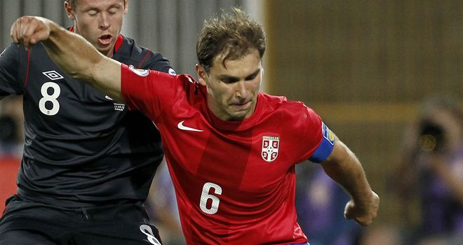 Branislav Ivanovic: Disappointed with midweek result, but has not quit international football
