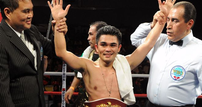 Brian Viloria: put Hernan Marquez on the floor three times