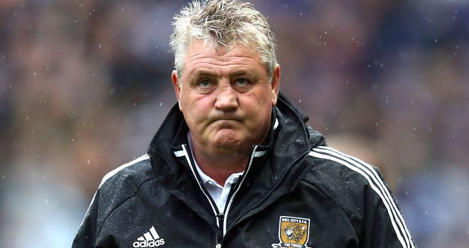 Steve Bruce: Hull manager targeting promotion