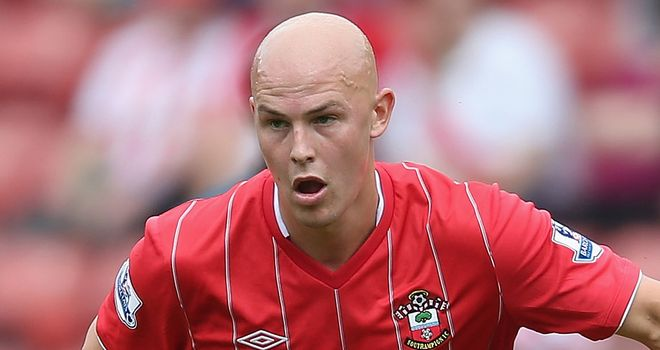 Richard Chaplow: Southampton midfielder loaned to Millwall