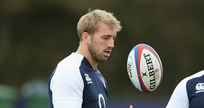 Robshaw: leads by experience