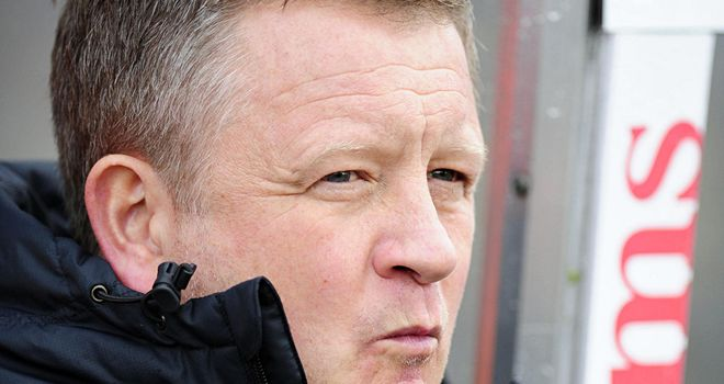 Chris Wilder: Not going anywhere