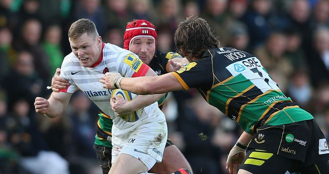 Chris Ashton has been hit with a one-game ban and will miss England's Test with Fiji on 10 November