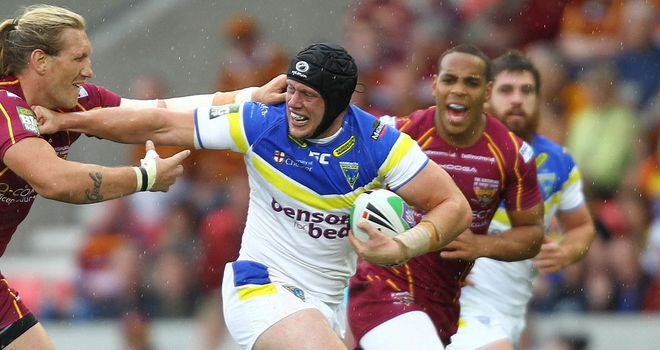 Chris Hill: Called into England's 24-man squad to face France and Wales this Autumn