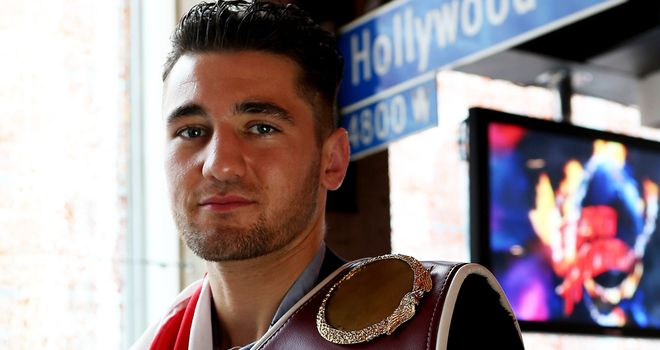 Nathan Cleverly: Defends his WBO light-heavyweight title on Saturday