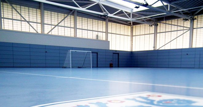 All 24 England teams, from junior teams up to the senior outfit, will be based at St George's Park