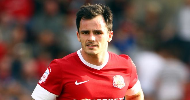 Chris Dagnall: Looking to continue winning run