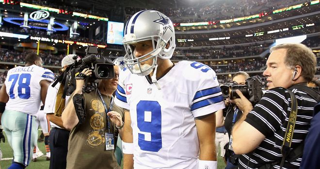 Tony Romo: No place like home in November