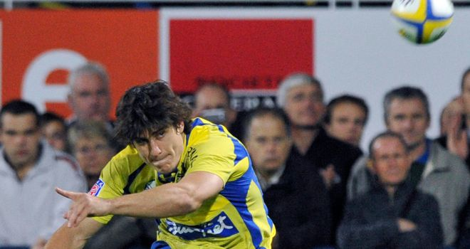 David Skrela: Back in action for Clermont