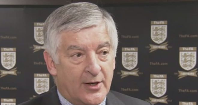 David Bernstein: Outgoing FA chairman part of FIFA's new anti-racism Task Force