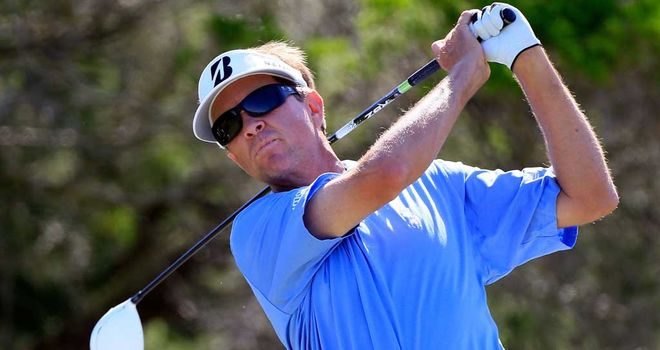 Davis Love: Tied for the lead with Jim Furyk