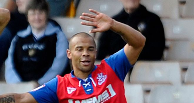 Deon Burton: Hoping to sign a new deal at Gillingham