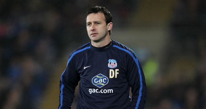 Dougie Freedman: New Bolton boss