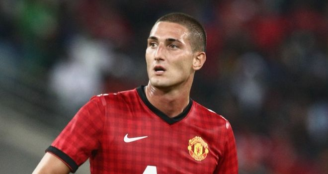 Federico Macheda: The striker has made just three substitute appearances for United this season