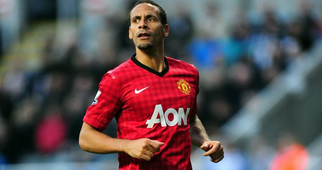 Rio Ferdinand: Keeping his feet on the ground