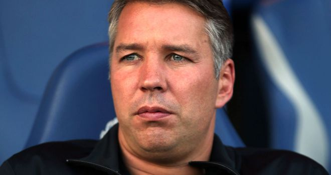 Darren Ferguson: His side have taken just one point this month