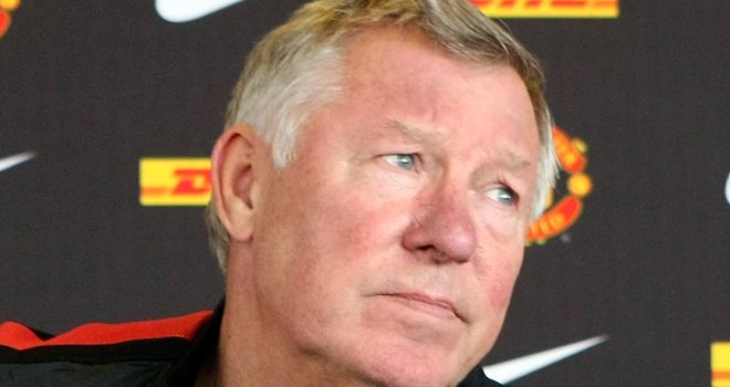 Sir Alex Ferguson: Hoping Manchester United can challenge for the Champions League this season