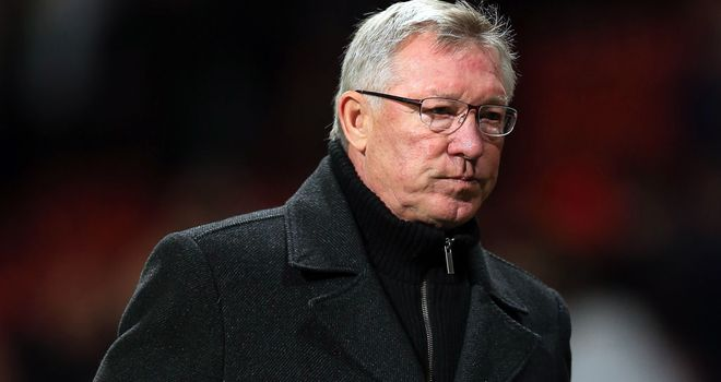 Sir Alex Ferguson: Believes the current Chelsea side is not as strong as Jose Mourinho's side