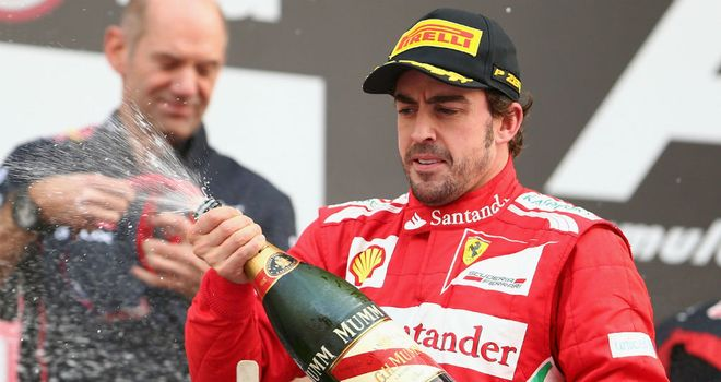 Fernando Alonso: Used to fighting against the odds